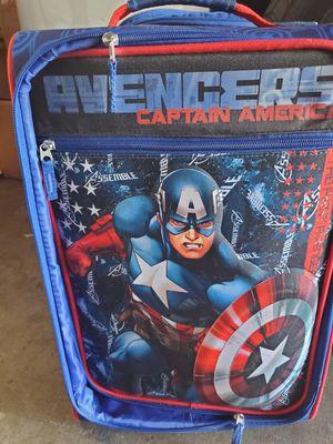 captain america rolling bag for Sale in Soledad, CA
