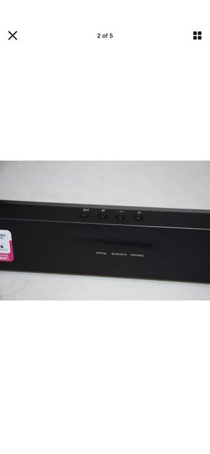 Lg sh3k soundbar and sub for Sale in Lexington, KY