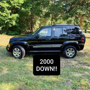 2006 Jeep Liberty 4X4 for Sale in Micanopy, FL