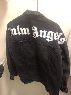 Palm Angels Denim Jacket for Sale in Alexandria, VA