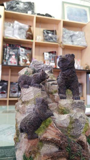 Small bear fountain for Sale in Rialto, CA