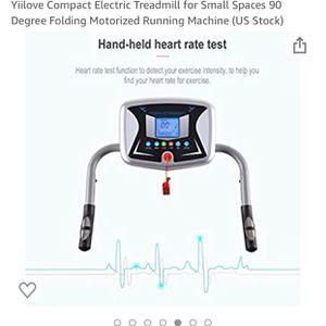 Yiilove compact electric treadmill for Sale in Grand Rapids, MI