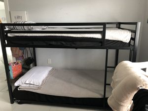 Kids modern bunk bed for Sale in Kissimmee, FL