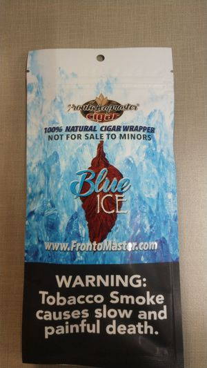Fronto Leaf Master - Blue Ice for Sale in Lincoln, RI