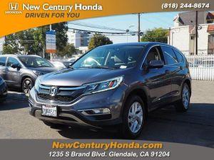 2016 Honda CR-V for Sale in Glendale, CA