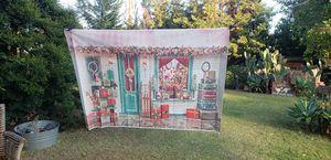 New Christmas backdrop 7ftx5ft for Sale in Santa Fe Springs, CA