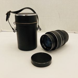 Kalimar Auto-T Telephoto Camera Lens 1:2.8 135mm Made in Japan for Sale in Bayonet Point, FL