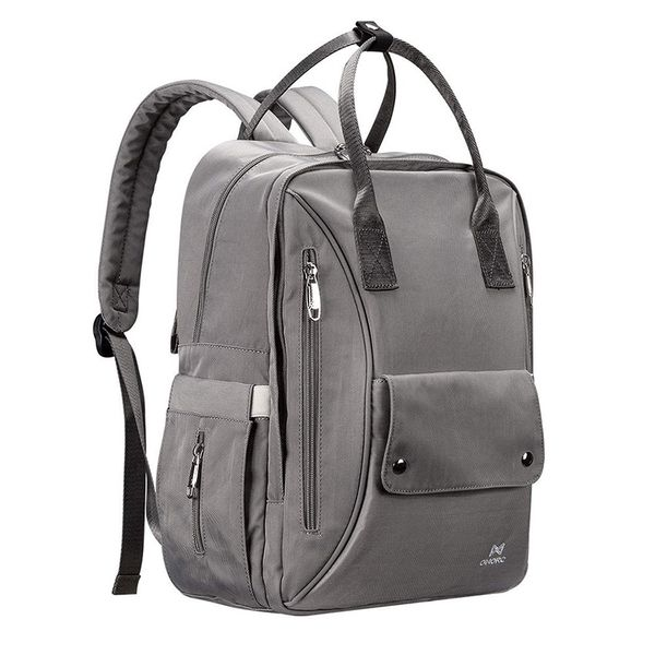 (NEW) $15 OMORC Baby Changing Backpack Diaper Bag Multi-functional w/ Stroller Hooks, Cooler Pockets