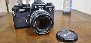 Nikon fe2 camera for Sale in Las Vegas, NV
