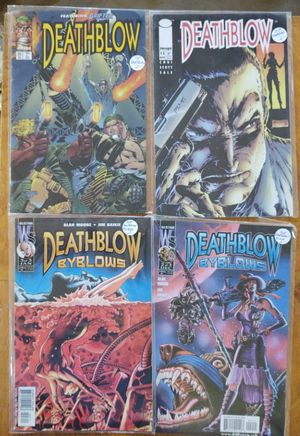 Deathblow, Damage, Common Grounds, Visitor Comics for Sale in Fort Defiance, VA