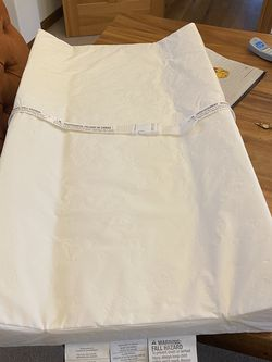 Changing Table Pad Barely Used! for Sale in Tualatin,  OR