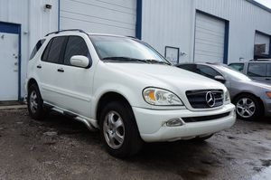 1998-2005 Mercedes ML W163 ML350 ML430 ML500 ML320 ML55 PARTS PART OUT for Sale in Largo, FL