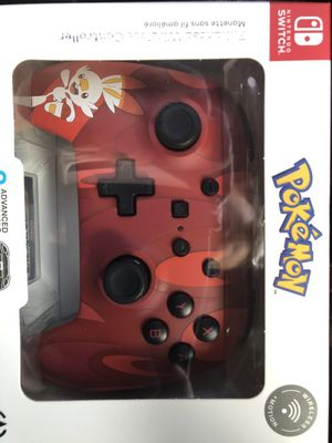 Enhanced Wireless Controller for Nintendo Switch Pokémon Edition for Sale in Redlands, CA