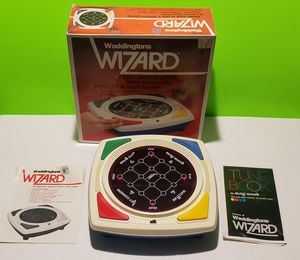 Waddingtons Wizard Game 1979 (No Sound) for Sale in Reinholds, PA