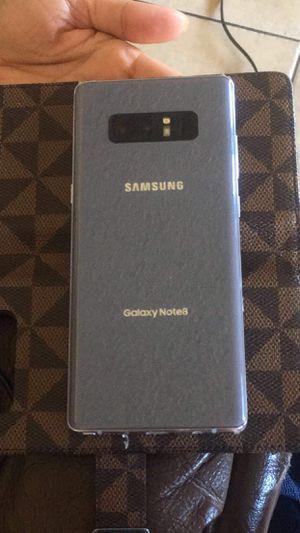 Galaxy note 8 for Sale in Oceanside, CA