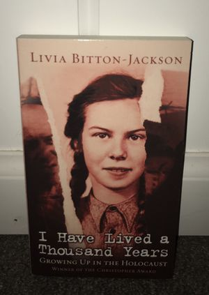 I have Lived a Thousand Years by Livia Bitton-Jackson for Sale in Township of Washington, NJ