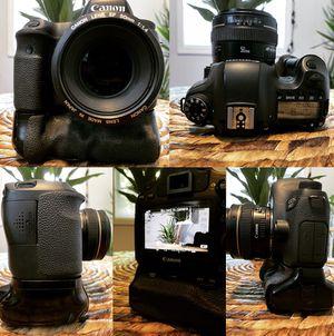 $600 Canon 6D Mark 1 + Canon EF 50mm f/1.4 for Sale in Atlanta, GA