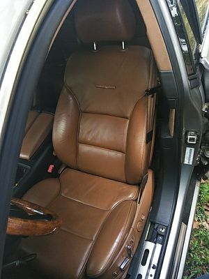 Massage leather perforated seats for Sale in Miami, FL