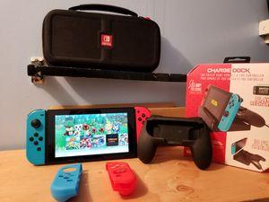 Nintendo switch ultimate bundle for Sale in Santa Ana, CA