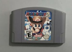 Nintendo 64 game Mario Party 2 for Sale in Struthers, OH