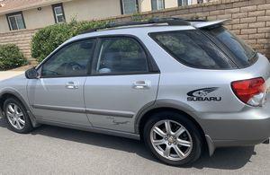 2005 Subaru Impreza Sports Wagon Smog ready for Sale in Perris, CA