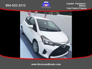 2015 Toyota Yaris for Sale in North Lauderdale, FL