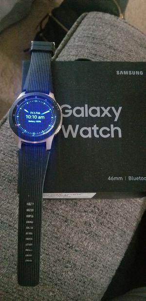 Samsung Galaxy Watch 46mm for Sale in Hanford, CA
