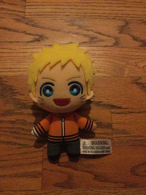 Naruto plushie for Sale in Seattle, WA