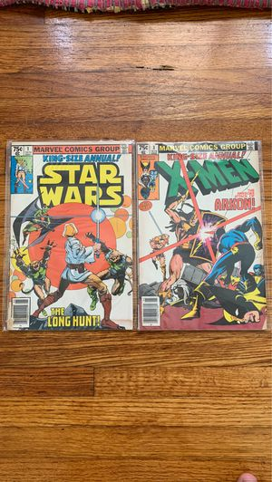 Star Wars #1/ X-Men #3 (1979 (mild wear) for Sale in Miami Shores, FL
