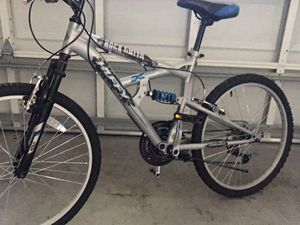 "Huffy Bike 24"" Dual Suspension for Sale in Ruskin, FL"