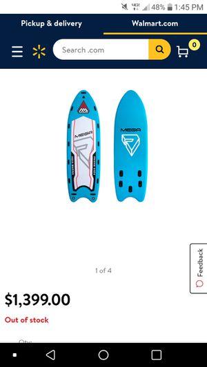 Aqua Marina Mega paddleboard for Sale in Fort Myers, FL