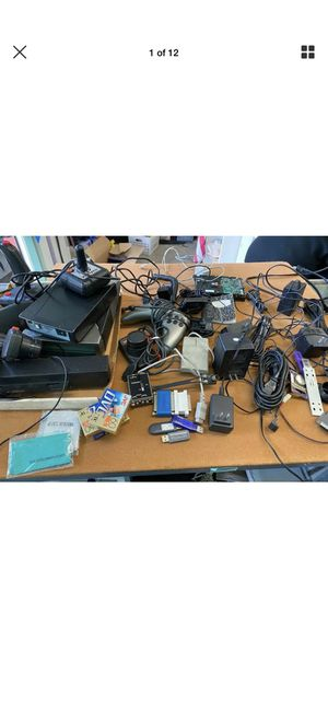 LOT of 50+ VINTAGE Computer Items including mouses and more! for Sale in Hayward, CA