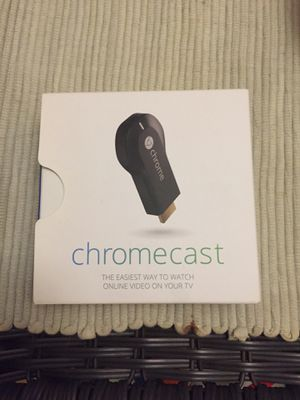 Chromecast for Sale in Cleveland, OH