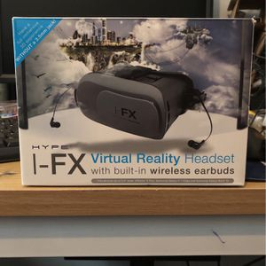 I-FX virtual Reality Headset for Sale in Tavernier, FL