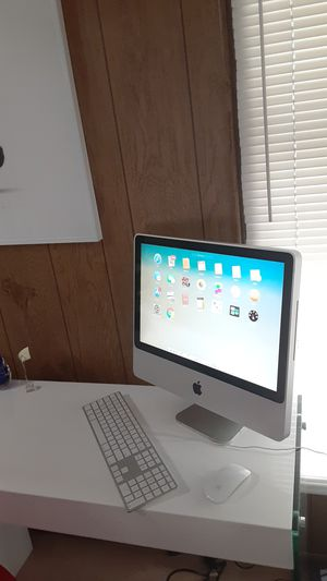 iMAC COMPUTER OS X 20 inch.2007. for Sale in Oakland Park, FL