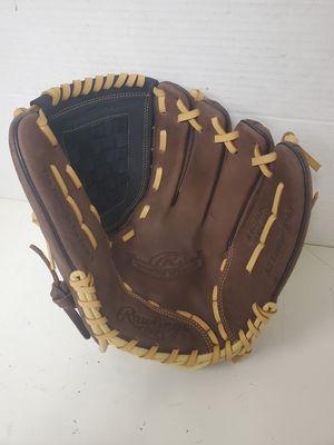 "New RAWLINGS RBG36BC RH 12 1/2"" Zero Shock Leather Baseball Glove for Sale in Duluth, GA"