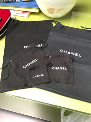 Chanel jewelry and dust bags for Sale in San Diego, CA