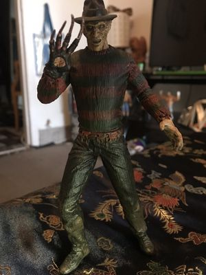Freddy Krueger Action Figure for Sale in Los Angeles, CA