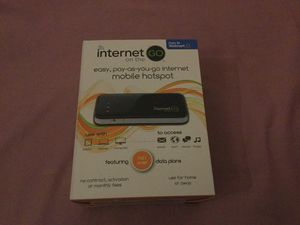 INTERNET ON THE GO , PLEASE READ ! for Sale in West Covina, CA