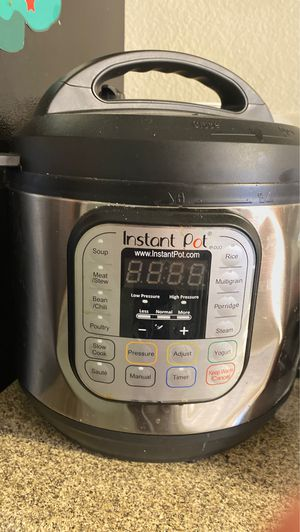 Instant pot IP-DUO 6 quarts for Sale in Huntington Beach, CA