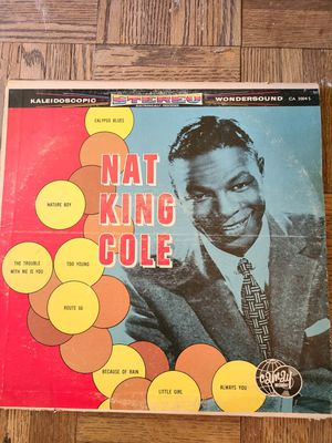 Nat King Cole Album for Sale in Anderson, SC