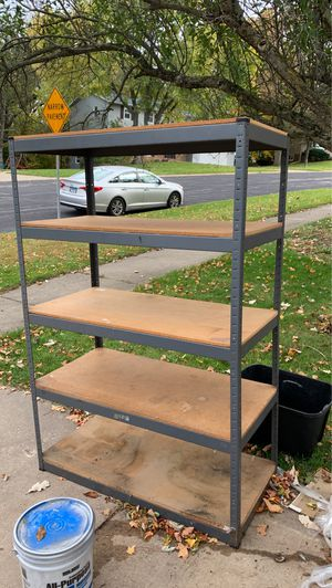 Metal shelves for Sale in Peoria, IL