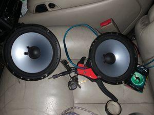 Jl audio 6x1/2 door speakers 🔊 $$75.00 for Sale in Lakewood, CA