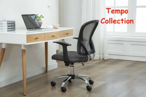 NEW IN THE BOX. MESH OFFICE CHAIR, GREY, SKU# TC1139-GR-3C for Sale in Garden Grove, CA