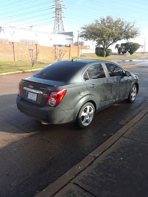 Chevy sonic for Sale in Garland, TX