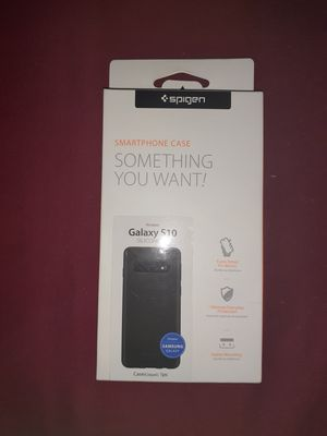 Spigen Silicone Fit Galaxy S10 Case for Sale in Fort Myers, FL