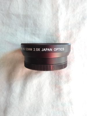 Canon fisheye wide angle lens and seamount adapter for Sale in San Jose, CA