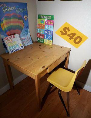 Kids desk for Sale in Arvada, CO