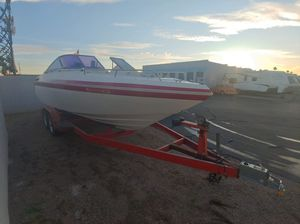 1989 Reinell boat with Trailer for Sale in Surprise, AZ