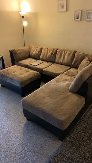 3 Piece Sectional Sofa for Sale in Foster City, CA